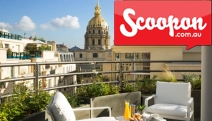 PARIS Glamorous 5* Designer Bliss w/ 3N at Hôtel Le Cinq Codet! Quintessential Parisian Style in the Left Bank w/ Champagne & Choccies on Arrival & More