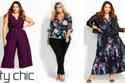 Build a Wardrobe That Flatters Your Curves for Less w/ the City Chic Sale! Shop the Range of Stylish Tops, Maxi Dresses, Jumpsuits, Denim & More
