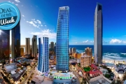 QLD 3-Night 5-Star Coastal Luxury at Hilton Surfers Paradise! King Hilton Room w/ Dining Credit, Bottle of Wine & More for 2 from $699. Opt for 5-7N