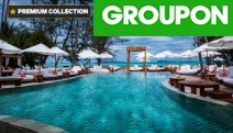 KOH SAMUI Ultimate Island Getaway @ Nikki Beach Resort & Spa! Stroll on the Private Beach Overlooking the Gulf of Thailand with Up to 7N from $225