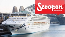 P&O COMEDY CRUISE Fun-Filled 6D Comedy Cruise Aboard the Pacific Explorer! Departs Syd 6 April 2020. Incl. Melbourne Comedy Show Pass, All Meals + More