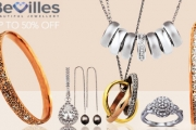 Complete Your Look with this Collection of Beautiful Bevilles Jewellery & Watches! Shop Range of Pieces for Him & Her Incl. Necklaces, Earrings & More