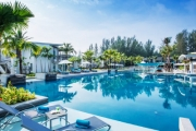 THAILAND 7-Night Ultimate Relaxation for Two @ The Waters Khao Lak! Boasting 7 Sparkling Pools, Enjoy Daily Breakfast, Massages & Cocktails + More