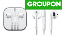 Original Apple Earpods w/ 3.5mm Plug Only $19! Don't Pay $45! Designed to Reduce Sound Loss & Sits Comfortably in the Ear. Incl. Storage & Travel Case