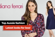 Get the Latest Looks for Less with the Diana Ferrari Clothing & Footwear Sale! Shop the Range of Dresses, Pants, Tops, Sneakers & More