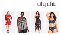Put Your Most Chic Foot Forward w/ this Mega-Sale @ City Chic Online! Shop On-Trend Dresses, Tops, Intimates, Footwear & Lots More. Prices From $5