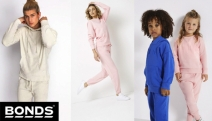 Lounge Around in Style & Comfort w/ Up to 50% Off Bonds Sale for the Whole Family! Shop Sleepwear, Tights, Tees, Socks, Underwear & More for All Ages