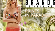Feel Great in Your Smalls w/ Colourful Printed Laura Underwear! Shop Bras, Briefs, Swimwear, Coverups + Men's Briefs & More. Plus Sizes Available