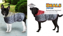 Keep Your Pup Warm this Winter w/ this Petlifes Odour Resistant Dog Coats! Incl. Reflective Details for Safety at Night. Range of Styles & Sizes
