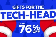 Huge Range of the Hottest Tech Buys for Xmas! Perfect for Tech-Heads! Think Fitbits, TVs, Speakers & Kindles to GoPros & Virtual Reality Glasses