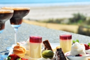 Savour a Decadent Dessert Share Platter w/ Espresso Martinis at Glenelg Pier Hotel! Think Chocolate Brownie, Profiteroles, Macaroons & More