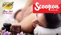 Top-to-Toe Relaxation with a 1-Hour Traditional Thai Massage for Just $29 @ Deejai Thai Massage in the CBD! Upgrade to Bring a Friend