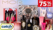 Enjoy the Divine Scents of Lush MOR Products w/ the MOR Boutique Brand New Range Sale! Shop Fragrant Candles, Gift Sets, Hand & Body Lotion + More