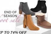 Snap Up a Bargain w/ this End of Season Boot Sale for Ladies & Gents! Shop On-Trend Boots from Timberland, Windsor Smith, Blundstone & More