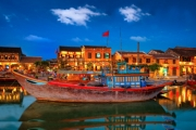 VIETNAM Experience Magical Vietnam w/ 6 Nights @ Almanity Hoi An & 2 Nights @ 5* Hotel Equatorial! Incl. Brekky, Spa, Cooking Class & More!