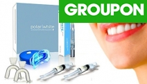 Get Bright White Teeth at Home w/ a Polar White Accelerated Teeth Whitening Kit! Or Opt for GoWhite Pro+ Teeth Whitening Pens OR Grab Both!