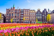 EUROPE Get a Taste for Travel with the 8D Best of Europe Tour! Explore Amsterdam, Austria, Venice, Paris & More! Incl. Accom, Daily Brekkie & More