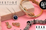 Step Out in Fab Jewels from Mestige Jewellery Ft. Crystals from Swarovski! Save Up to 68% Off Sparkling Bracelets, Earrings, Rings, Sets & More