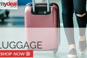Function Meets Style with this Range of Luggage Sets! Shop Wheeled Bags & Hard Shell Luggage Sets, Heavy Duty Cases & More