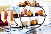 Indulge in a Lavish Weekday High Tea Experience & Bubbles @ the 5* Swissôtel Sydney! Savoury Nibblies + More. Upgrade to a Weekend High Tea Buffet