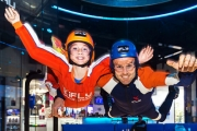 Feel the Rush without the Risk with Indoor Skydiving Flights at iFLY Downunder! Opt to Fly with Friends or Throw an iFly Party for Up to 10 Kids