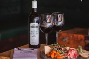 Enjoy an Indulgent Meat and Cheese Platter for 2 w/ a Bottle of Graham Stevens Mclaren Vale Wine at the William Bligh! Upgrade to Add a Rum Flight