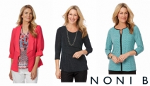 Feel Fab & Elegant on Any Occasion with the Mid-Season Sale from Noni B! Shop Timeless On-Trend Pieces from $10 Ft. Dresses, Tops, Pants & More