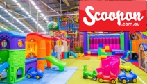 Let Your Little Ones Run Wild w/ an Indoor Play Centre Pass @ Slides Playcentre! Or Opt for a Hosted Combo Party for 10+ Kids w/ Food, Games & More