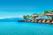 EXCLUSIVE VIETNAM 6 Nights in Vietnam's Sheraton Nha Trang Hotel & Spa + 2 Nights at Le Meridien Saigon! Daily Meals, Drinks, Massages & More