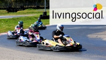 Put the Pedal to the Metal w/ a 30-Min Go-Kart Experience @ Eastern Creek Karts! Just $35 for Kids or $49 for Adults. Upgrade for 13-Horsepower Ride
