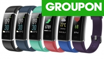 Take Your Fitness to a New Level w/ a ID130 Plus Colour Touchscreen Activity Tracker! Ft. HR Monitor & More. Track Calories, Steps, Sleep & More