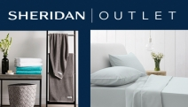 Give Your Home a Refresh for Less at the Sheridan Outlet! Shop a Big Range Quality Bedlinen, Towels, Homewares, Storage Solutions & More