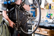 Make Sure Your Bike is Roadworthy w/ a Bicycle Tune-Up Package w/ Coffee! Incl. Brakes, Chain, Steering & Lights Adjustment. Upgrade for 2 Bikes