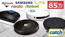Clean Smarter & Save Time with Amazing Deals on Robot Vacuums! Prices You Have to See with Up to 85% Off Top Brands Samsung, iRobot, Neato & More