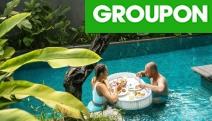 KEROBOKAN, BALI Unwind w/ a 2-Night Pool Villa Retreat at Javana Bali Villas! Enjoy Daily Afternoon Tea, Bucket of Beers, Shuttle to Seminyak & More