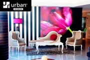 BRISBANE Live it Up with an Escape to the Buzzing Hotel Urban Brisbane! Stay in a Balcony Queen Room for 2 w/ Brekky, Parking, Late Checkout & More