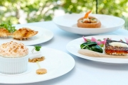5-Course Seafood Degustation at Multi Award-Winning, Friends Restaurant! Incl. Bouche of Oyster and Guinness Velouté, Gratinated Scallops & More