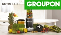 Transform Ordinary Food Into Superfood w/ the NutriBullet 9-Pc Set! The Powerful 1000W Motor & Blades Shred, Blend, Grind & Chop in Seconds