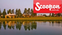 HUNTER VALLEY Tranquil Stay in the Heart of Wine Country w/ 2N @ Leisure Inn Pokolbin Hill! Studio Queen Spa w/ Winery Tour & More for 2 from $199