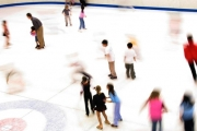 Glide Over the Ice in a Fun Atmosphere w/ an Ice Skating Session w/ Skate Hire @ Xtreme Ice Arena! Ft. DJ on Weekend Nights