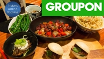 Indulge in a Feast Fit for an Emperor w/ a 7-Dish Chinese Banquet for Two @ The Grasshopper! Think Spicy Eggplant, Braised Pork, Fried Rice & More