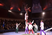 Roll Up, Roll Up to the Great Moscow Circus! Show Feat. Acrobats, Trapeze Artists, Clowns & More, This is Fun for the Whole Family. Variety of Locations