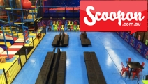 Need the Kids Out of Your Hair? Take Them to Ultimate Sydney Indoor Play Centre for a 2-Hour Play & Jump Day! Ft. Dodgem Cars & Trampolines