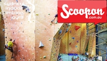 Spend an Adrenaline-Packed Day w/ Rock Climbing at the Sydney Indoor Climbing Gym. Includes All Equipment & Intro Lesson. Upgrade for a Family Pass