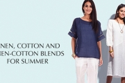 Summer's Here! 'Tis the Season for Light & Airy Clothing! Look No Further than this Linen & Cotton Sale! Discover Luxe, Effortless & Stylish Pieces