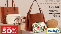 Bag a Bargain w/ Top 100 Handbags Under $100! Everything from Totes & Clutches to Backpacks. Ft. Favourite Brands like Tony Bianco, Hedgren & More!