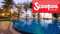 MALAYSIA Beachfront Serenity at Hotel Mercure Penang Beach! Named 'Asia's Next Great Foodie City'. 5N Superior Ocean View Room w/ Daily Brekkie + More