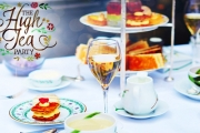 It's the Most Fabulous Party of The Year! Attend The High Tea Party @ the Hilton Hotel & Enjoy a Full Seated High Tea, Bubbly, Pampering & More
