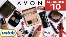 Welcome Spring w/ a Fresh Palette of Luminous Makeup w/ New Avon Cosmetics, All Under $10! Shop the Avon Luxe Temptation Powder Blush in Coral & More