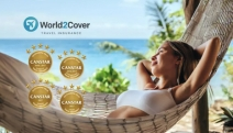 Globe Trot without the Stress w/ 20% Off Award-Winning Travel Insurance by World2Cover! Unlimited Medical Benefit w/ 24-Hr Assistance Worldwide + More
